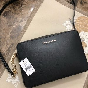 Michael Kors Jet Set East West Large Crossbody